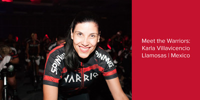 Meet the Warriors: Karla Villavicencio Llamosas| Mexico