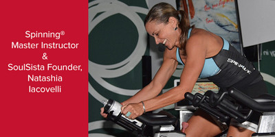 Fill in the Blank with Spinning® Master Instructor and SoulSista Founder, Natashia Iacovelli | Australia