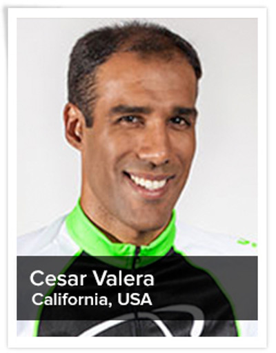 Cesar Valera, Spinning® Master Instructor | California, USA