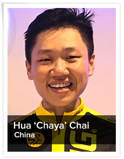 Hua 'Chaya' Chai, Spinning® Master Instructor | China