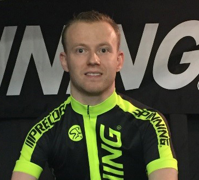 Iain McKendry Overcomes Disability to Inspire Riders Worldwide