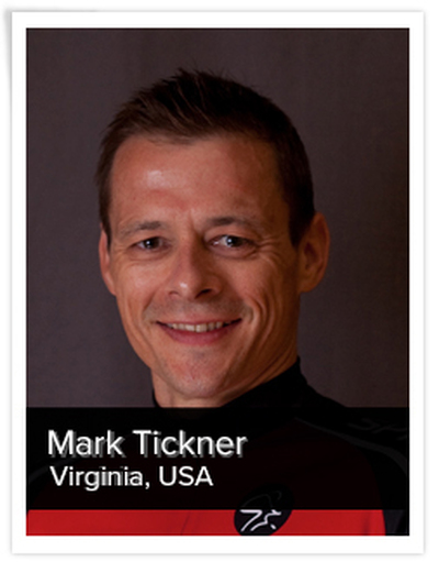 Mark Tickner, Spinning® Master Instructor | Virginia, USA