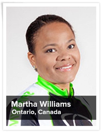 Martha Williams, Spinning® Master Instructor | Ontario, Canada