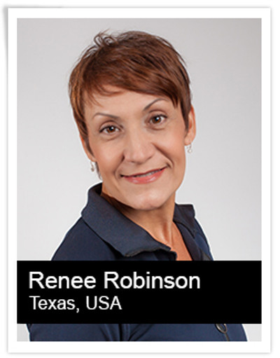 Reneé Robinson, Spinning® Master Instructor | Texas, USA