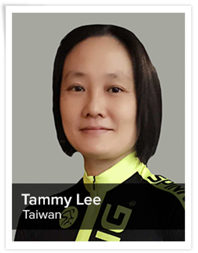 Tammy Lee, Spinning® Master Instructor | Taiwan