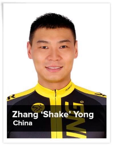 Zhang 'Shake' Yong