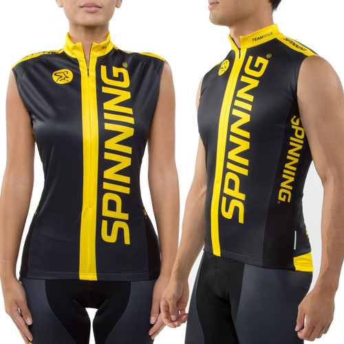 Spinning® Team Cycling Sleeveless Jersey