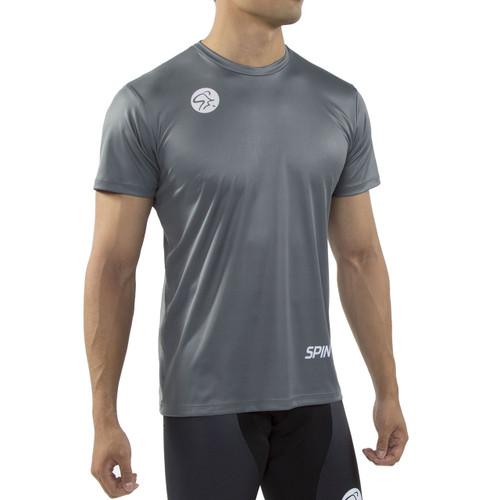 Spin® Pro T-shirt Men's Grey