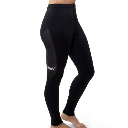 Spin® Pro Tights Women's Black