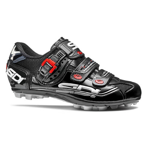 Women's SIDI® Dominator 7 MTN Black Shoes