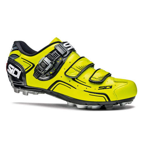 Men's SIDI® Buvel MTN Yellow Shoes