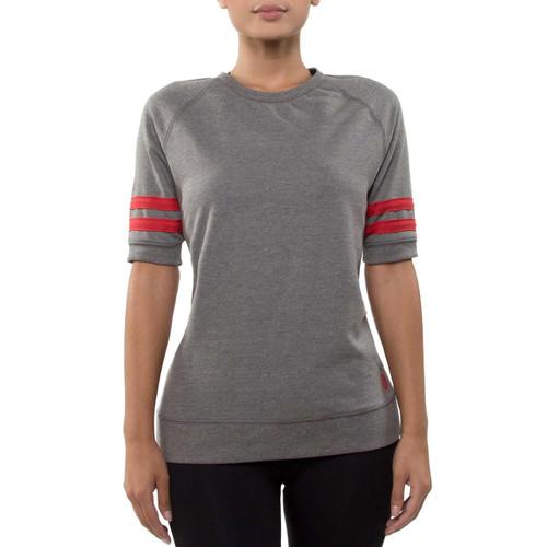 EST 91 Short Sleeve Sweat Shirt Womens