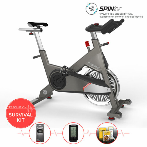 Revitalized Spinner® P5 - SPIN® Bike