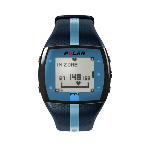 Polar® FT4M Blue/Blue