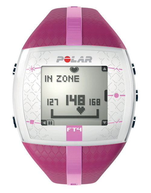Polar® FT4F Purple/Pink