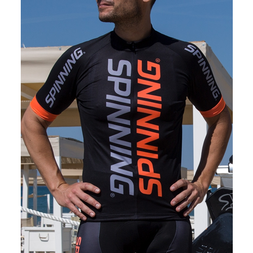 Spinning® Team Cycling Jersey - Short Sleeve
