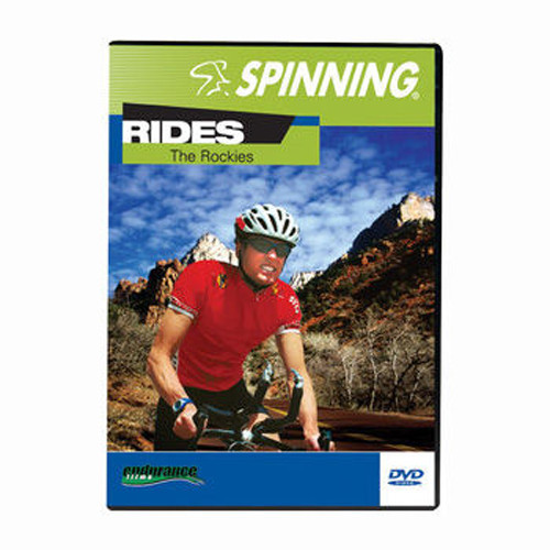 Rides: The Rockies DVD