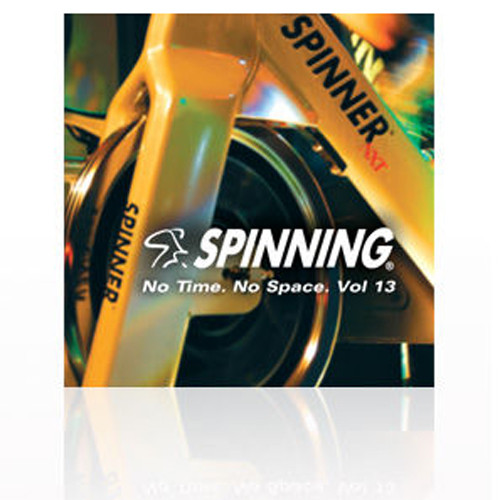 Spinning® CD Volume 13 - No Time. No Space.