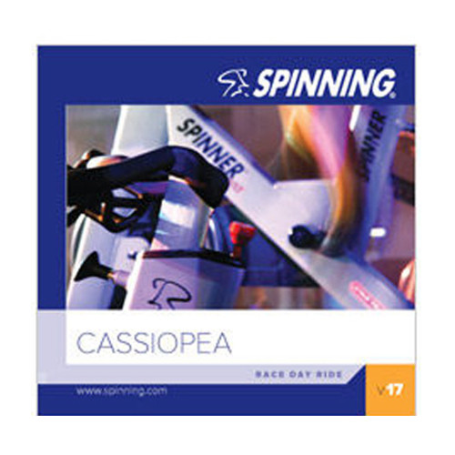 Spinning® CD Volume 17 - Cassiopea