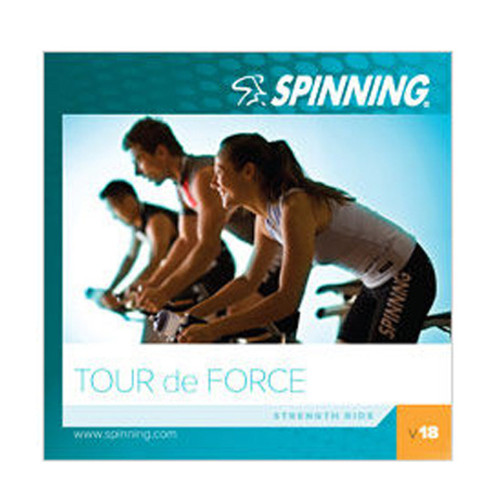Spinning® CD Volume 18 - Tour de Force