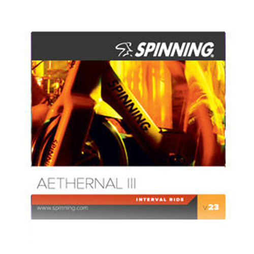 Spinning® CD Volume 23 - Aethernal III
