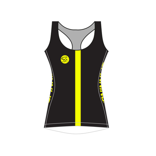 Sleeveless Team Racerback