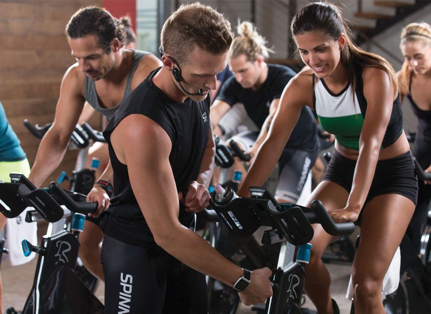 Become a Spinning® Instructor | Spinning® Certification