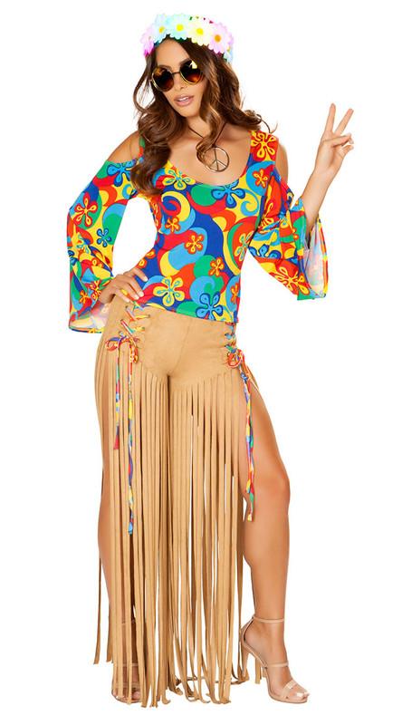 Hippie Princess Costume