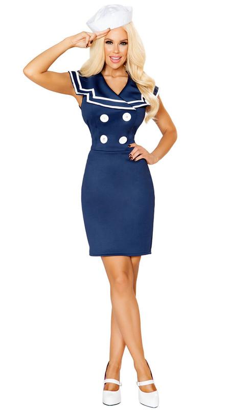 Classy Sailor Costume