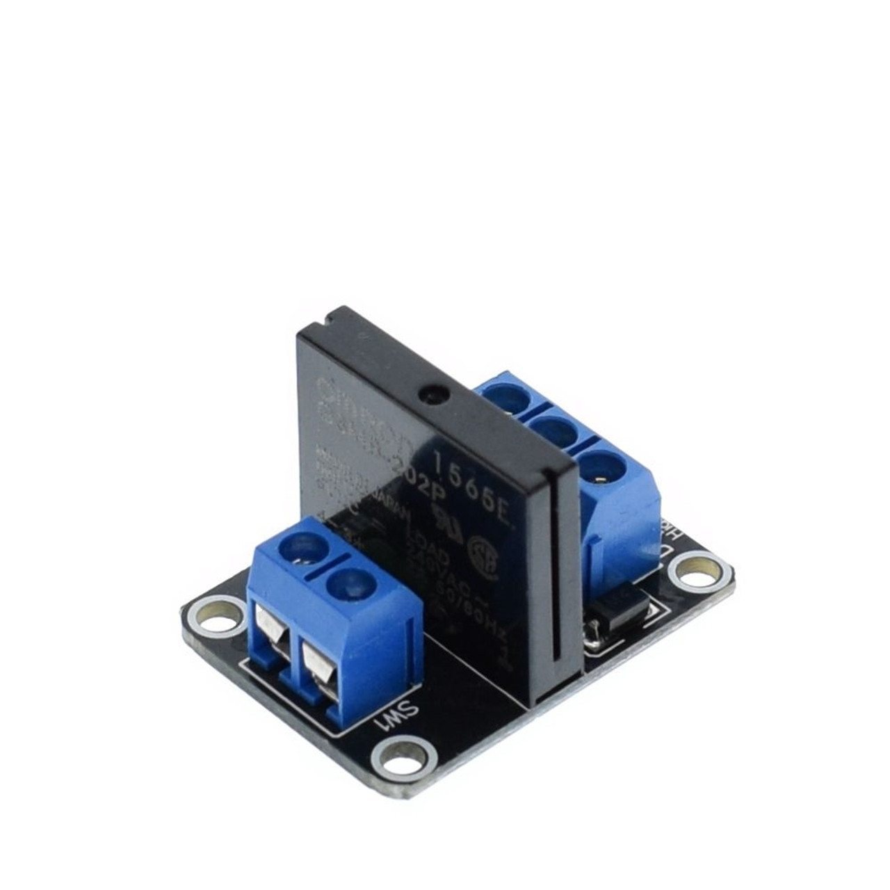 5V 1 Channel High Level Solid State Relay Module 250V 2A For Arduino