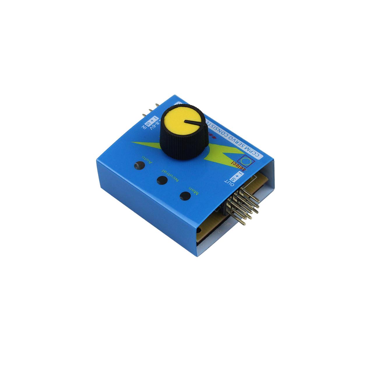 Servo Tester Gear Test CCPM Consistency Master Checker 3CH 4.8-6V ...