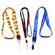 Custom Printed ID Lanyards