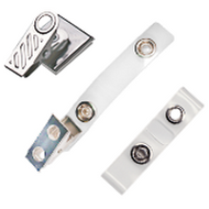 ID Card Strap Clips & Pins