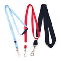 low priced plain lanyards