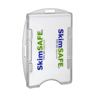 skimsafe rfid badge holders