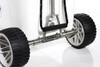 Large Wheel Original Badger Wheels™ Combo - Two Axles + Handle (Fits Tundra 35-45-50-65-75-105-110-125-160 )