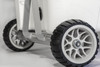 YETI Tundra 65 Badger Wheels - closeup wheel
