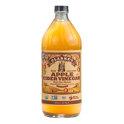 Clarke's, Organic Raw Apple Cider Vinegar