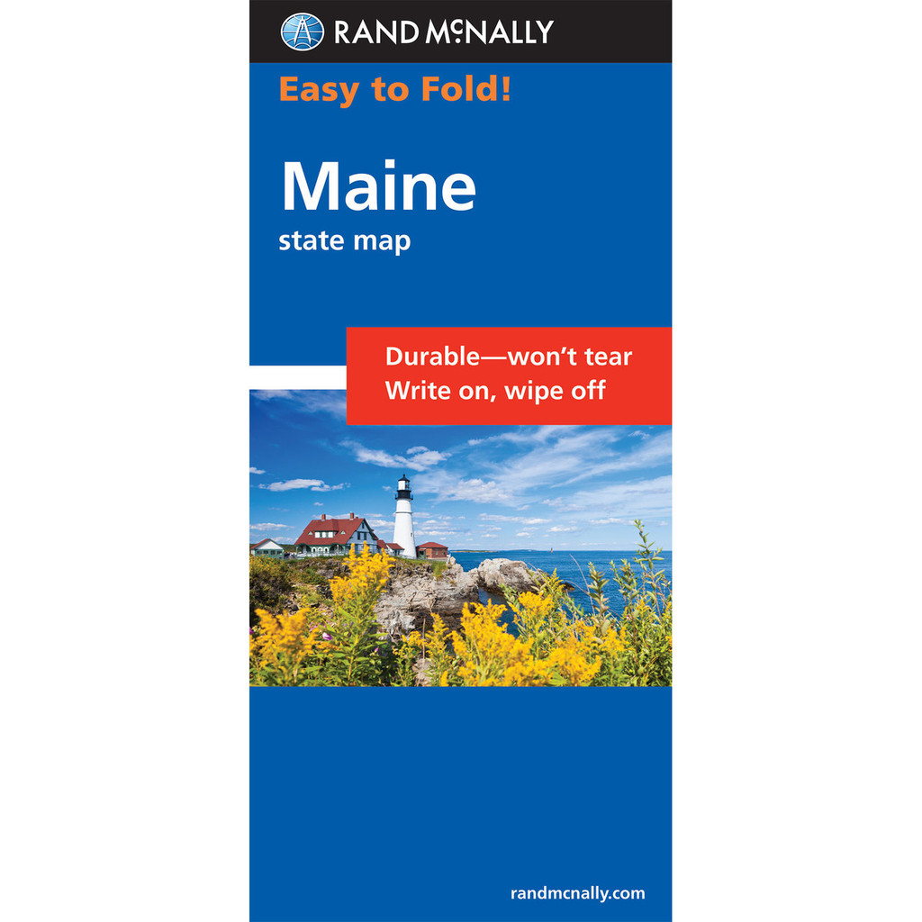 Easy To Fold: Maine