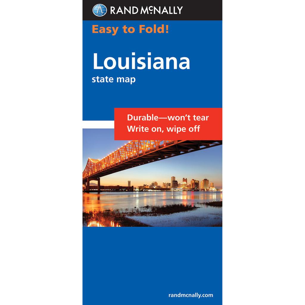 Easy To Fold: Louisiana