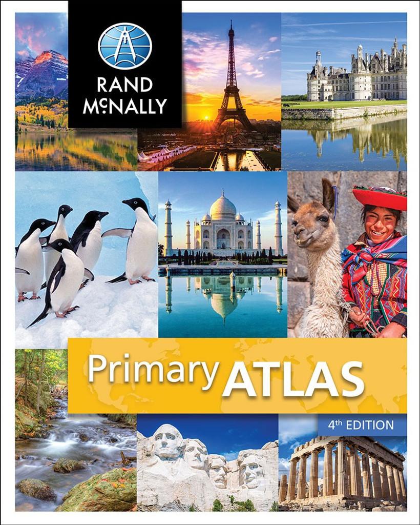 Primary Atlas | Grades K-3