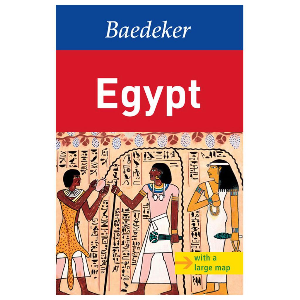 Baedeker Egypt Guide
