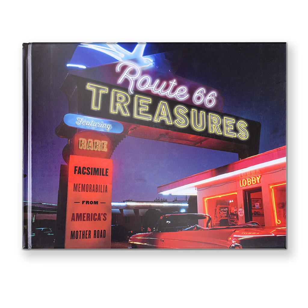 Route 66 Treasures: Rare Memorabilia from America's Mother Road