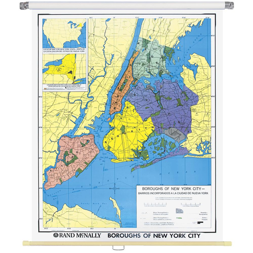 Best Map Of New York City.Map Of New York Interesting Click With Map Of New York Stunning A