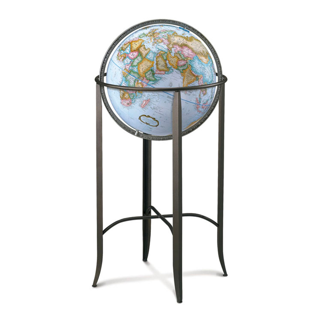 """Trafalgar 16"""" Floor Globe"""