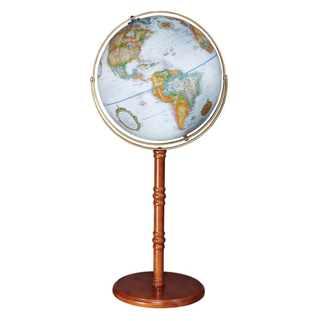 """Edinburgh II 16"""" Desk/Floor Globe"""