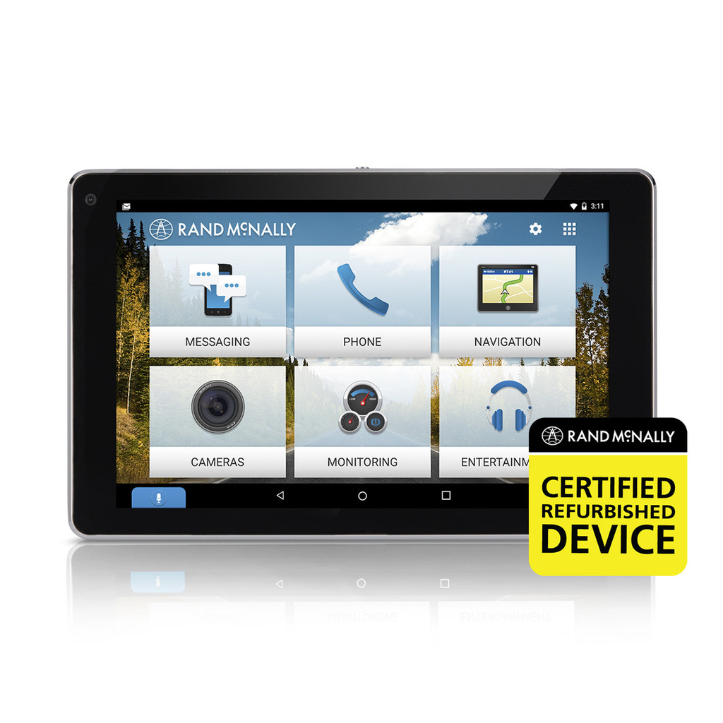 OverDryve 7 - Rand McNally Certified Refurbished Device