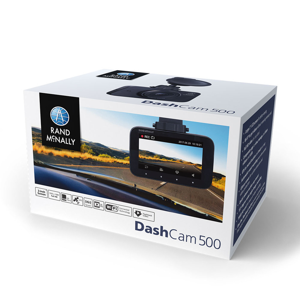DashCam 500