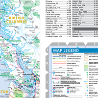 ProSeries Wall Map: Alaska State
