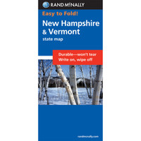 Easy To Fold: New Hampshire, Vermont